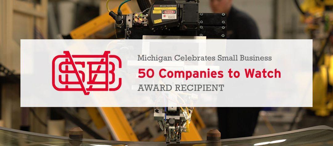 hil-man automation 50 companies award
