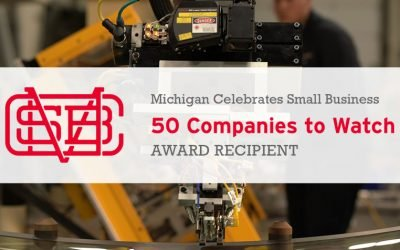 Hil-Man Automation honored as a 2021 Michigan Celebrates Awardee!