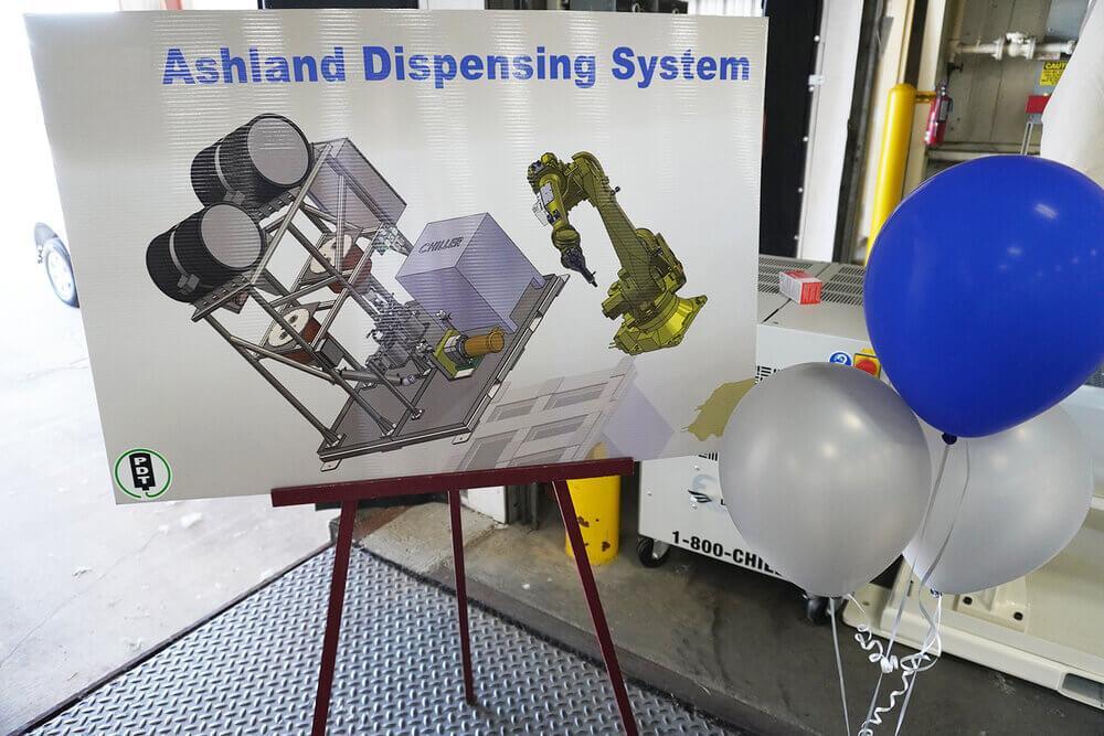 Precision Dispense Technologies grand revealing