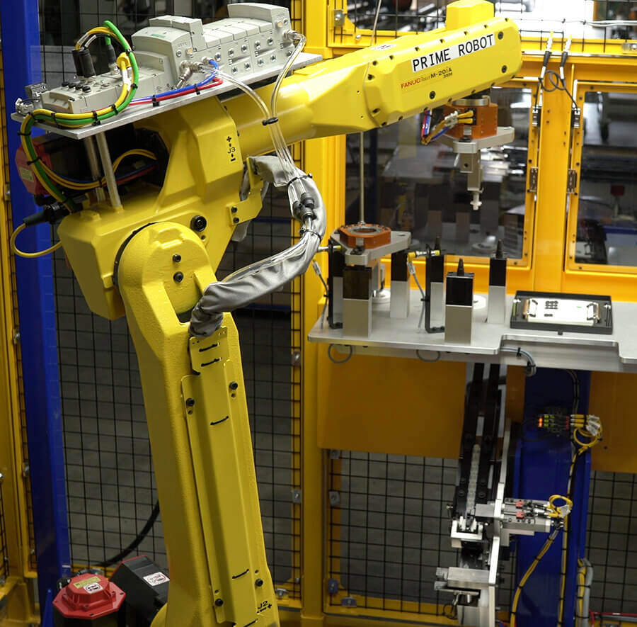hil-man automation primer application robot