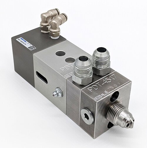 PDT 4500 Series 2K Dispensing Gun