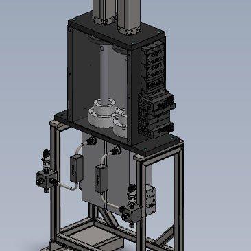 PDT 5001 2K Servo Driven Shot Meter