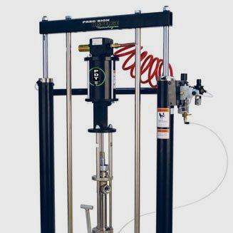 PDT 55 Gallon Drum Pumps-Materials